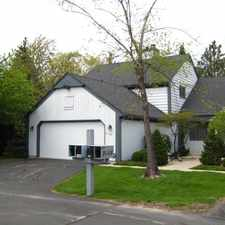 Rental info for 9156 Sycamore Court