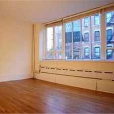 Rental info for 24 West 8th Street #2F in the New York area