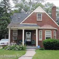 Rental info for 17527 Lesure in the Greenfield area