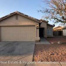 Rental info for 12038 W Corrine Dr