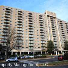 Rental info for 1225 Martha Custis Dr Unit #1617 in the Arlington area