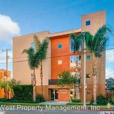 Rental info for 4821 Bakman Avenue #301 in the Los Angeles area