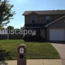Rental info for $99 First Month Rent!Beautiful 3 Bedroom Home in Heritage Place