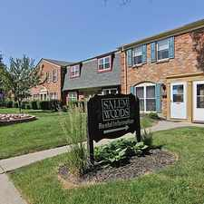 Rental info for 5291 Wood Creek Rd in the Dayton area
