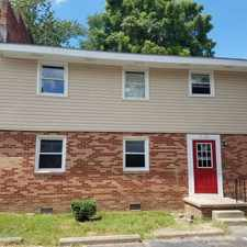 Rental info for 1517 Halifax St in the Petersburg area