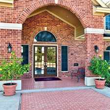 Rental info for Westlake Residential in the Houston area