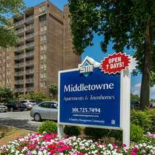 Rental info for Middletowne in the Laurel area