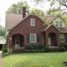 Rental info for Natchez Trace