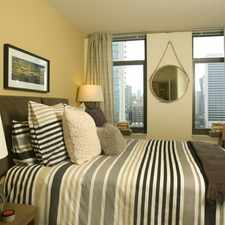 Rental info for W Kinzie St & N Desplaines St in the Fulton River District area