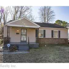 Rental info for 4277 Boyce Ave in the Memphis area