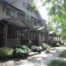 Rental info for 1167 Park Avenue Lower in the Rochester area
