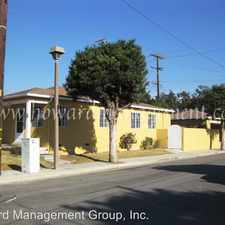 Rental info for 3150 Roberts Avenue in the West Adams area