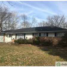 Rental info for 4 bed 2 bath ranch home CALL TODAY! in the Park Forest area