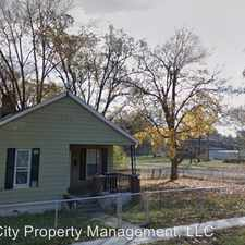 Rental info for 1628 S. 14th in the Springfield area