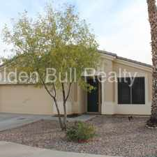 Rental info for Single Level 4 Bedrooms w/ Refrigerator, New Paint and Carpet!