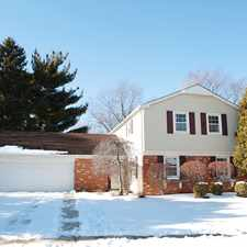 Rental info for 340 Weidner Road