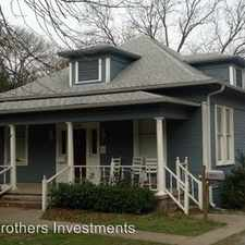 Rental info for 421 N 40th St in the Corsicana area