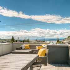 Rental info for 6312 32nd Ave Nw in the Sunset Hill area