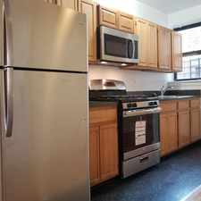 Rental info for 618 Wilson Avenue in the New York area