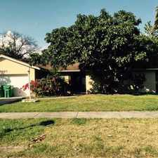 Rental info for 9345 Southwest 171st Terrace in the Palmetto Bay area