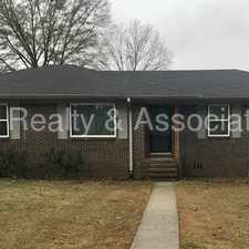 Rental info for 3 Bedroom House in Alabaster