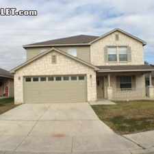 Rental info for Four Bedroom In North San Antonio in the Encino Park area