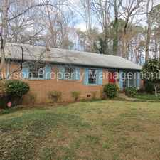 Rental info for 3 Bedroom in Windsor Park in the Charlotte area
