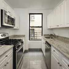 Rental info for 76 St. Nicholas Place