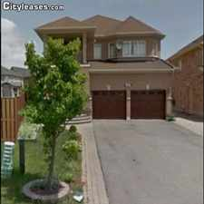 Rental info for 1700 3 bedroom Apartment in Toronto Area Mississauga in the Brampton area