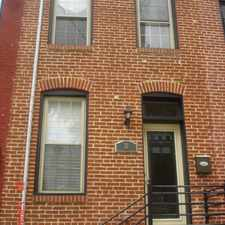 Rental info for 18 N. Maderia St. in the Butchers Hill area