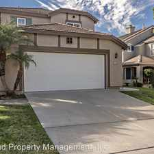 Rental info for 11770 Pickford Rd. in the Miramar Ranch North area