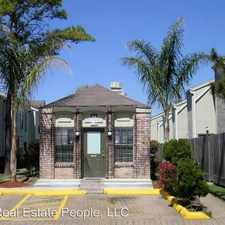 Rental info for 8645 Victorian Village - 8645-VV Unit 8645 in the Houston area