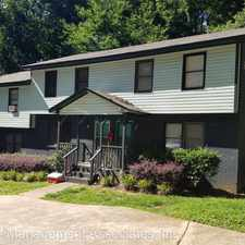 Rental info for 1501 Gorman Street in the Raleigh area