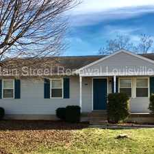 Rental info for 12219 Dulcie Court in the Louisville-Jefferson area