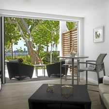 Rental info for Southgate Towers Luxury Rentals in the Miami Beach area