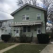 Rental info for Spacious and Just Remodeled One Bedroom! in the Cincinnati area