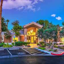 Rental info for Estancia Apartments in the Las Vegas area