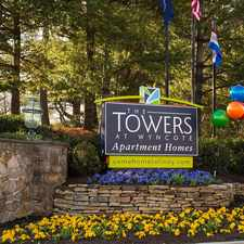 Rental info for The Towers At Wyncote in the Philadelphia area