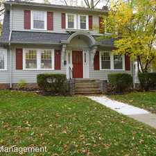 Rental info for 3314 Beechwood Ave in the Cleveland area