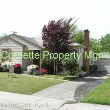 Rental info for 2746 San Luis Court in the Land Park area