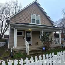 Rental info for 2935 Ida St in the Indianapolis area