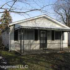 Rental info for 1011 E. Hayes in the Detroit area