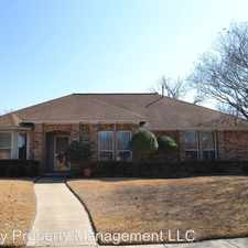 Rental info for 2614 Seedling Ln, in the Dallas area
