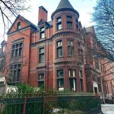 Rental info for 1114 St Paul Street in the Baltimore area