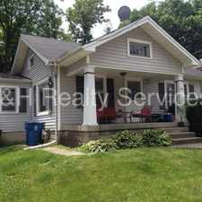 Rental info for Nice Bungalow in Meridian-Kessler! in the Indianapolis area