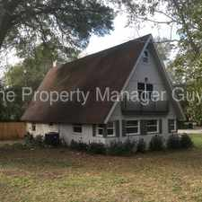 Rental info for 4/3 For Rent in Deland for $2200/mo