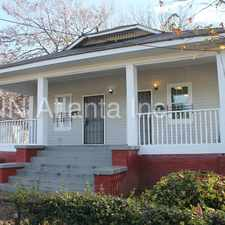 Rental info for Adorable Duplex Downtown! in the Sylvan Hills area