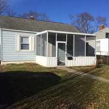 Rental info for 2 bedroom 1 bathroom home with spacious backyard in the Columbus area