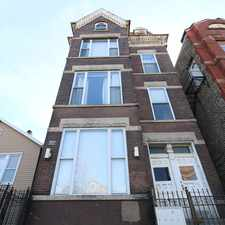 Rental info for 2033 West 19th Street #1R in the Pilsen area