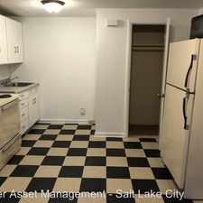 Rental info for 328 East 2nd Ave. in the Salt Lake City area